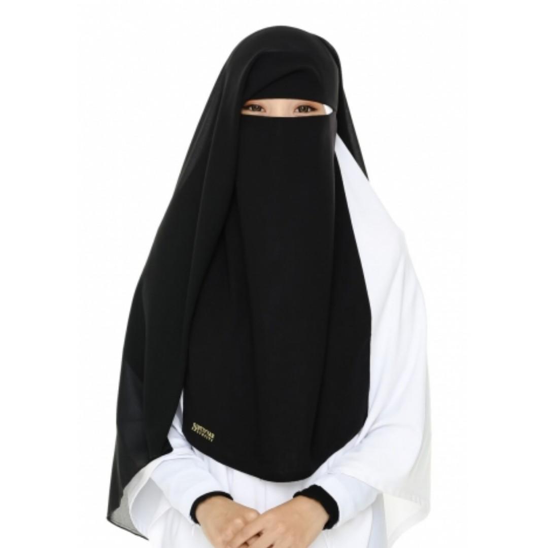qibtiyyah exclusive qibtiyyah basic niqab purdah muslimah fashion