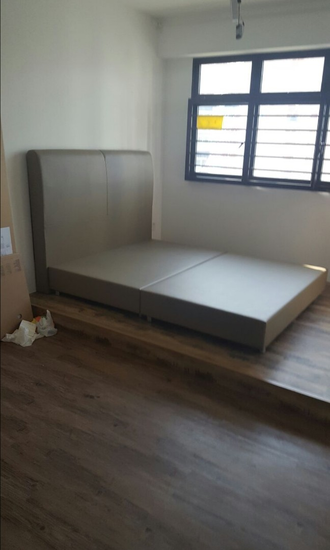 Queen Size Bed Frame Only