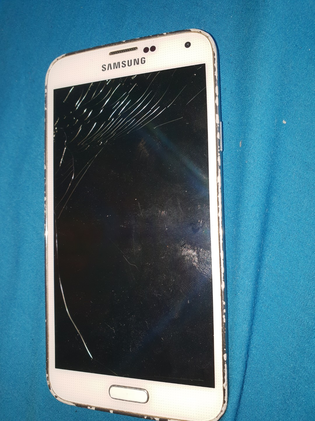 Samsung s5 faulty