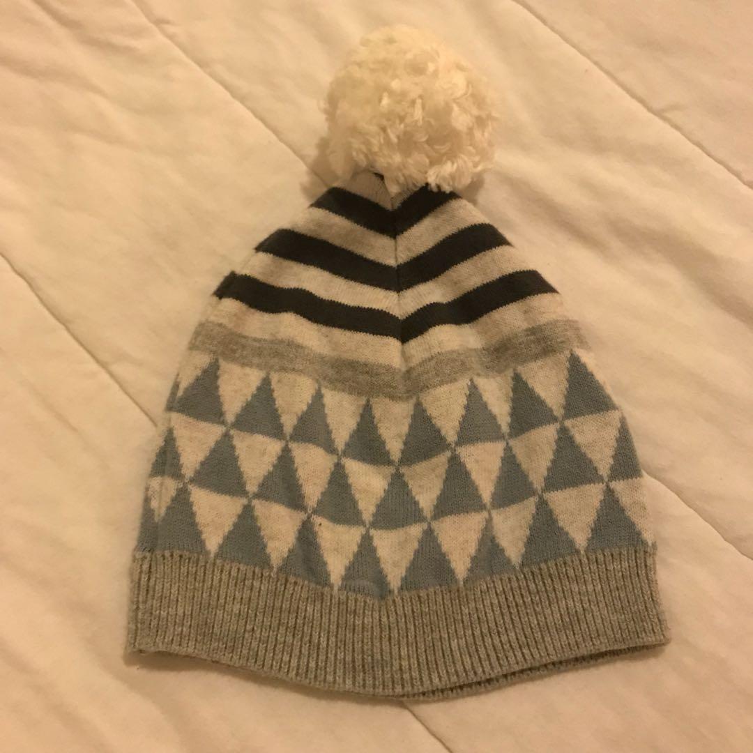 Seed Newborn Knit Beanie