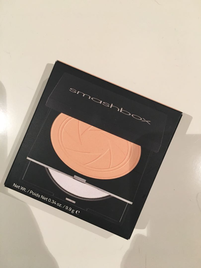 Smashbox photo finish powder