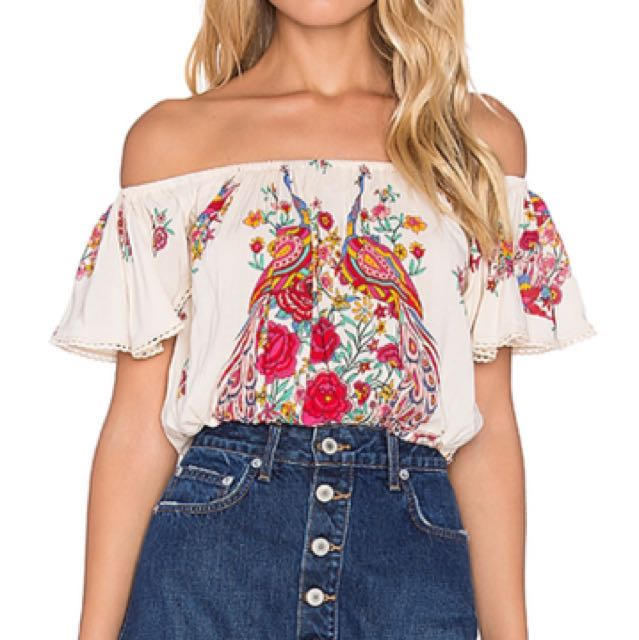 Spell and the Gypsy Collective Crop Top