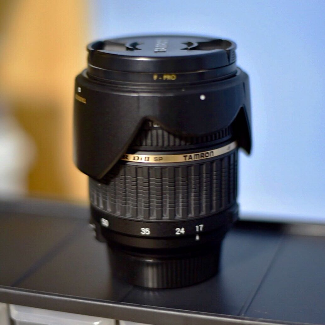Tamron Sp Af 17 50mm F 28 Xr Di Ii Ld If Nikon Mount Photography Aspherical Canon Eos Photo
