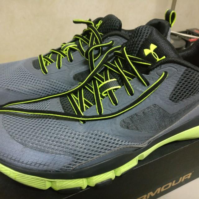 Under Armour Charged Training Shoes a281f28bcdcd