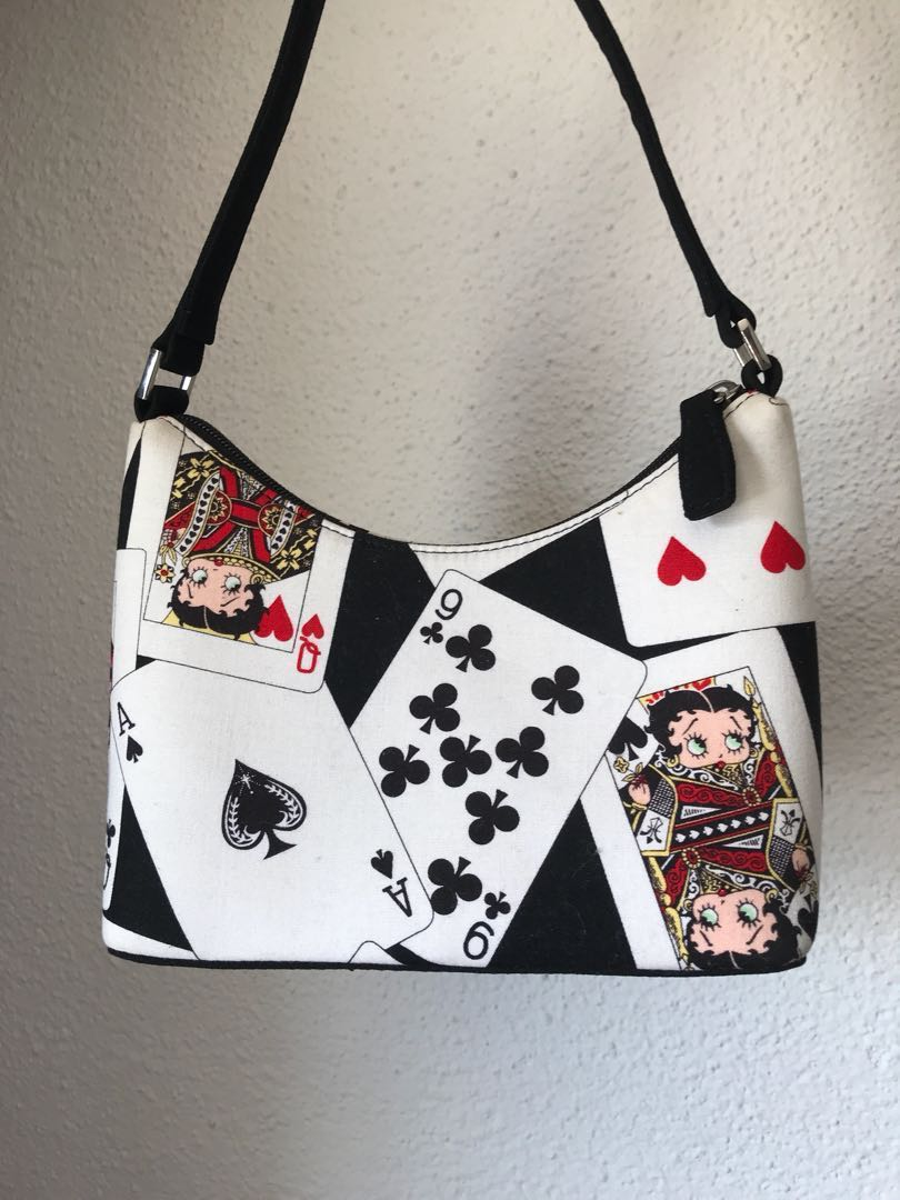 Vintage Betty Boop Bag