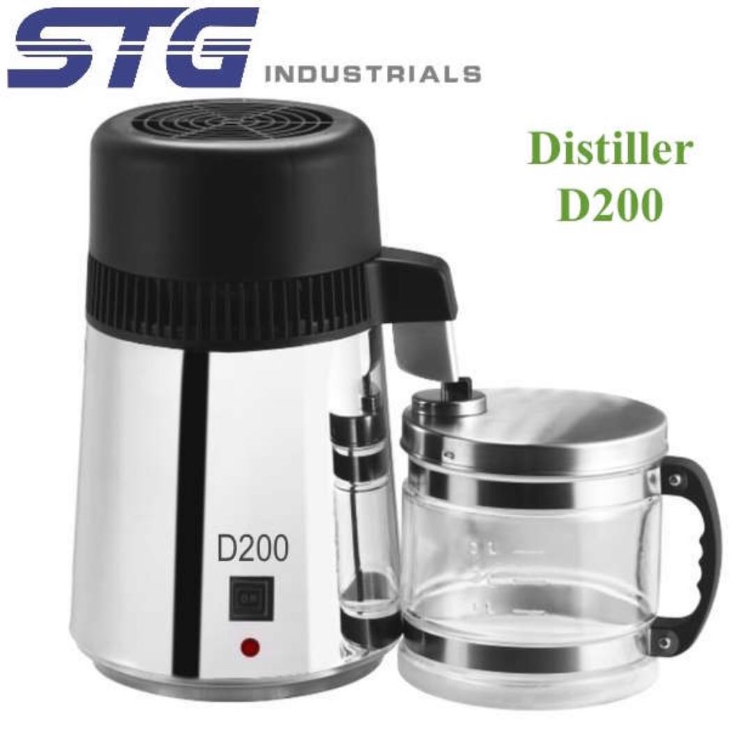 Water Distiller Purifier RO Filter remove particles and fluoride ...