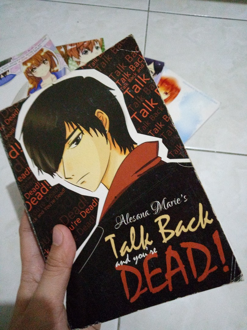 Wattpad talk back and youre dead books books on carousell photo photo photo fandeluxe Gallery