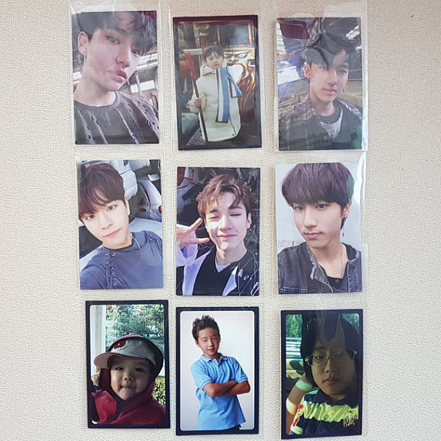 WTT] Stray Kids I am NOT (Photocard/ Poster/ 1st Page), K