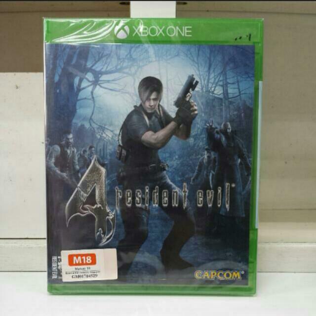 XBOX One Resident Evil 4