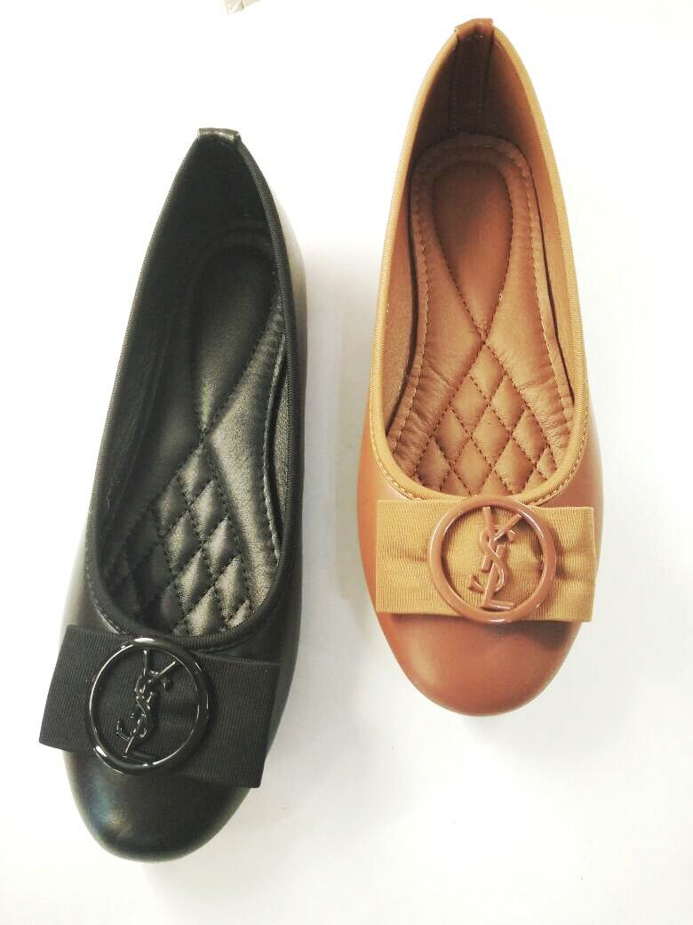 a694b33a953 YSL FLAT SHOES, Women's Fashion, Shoes on Carousell