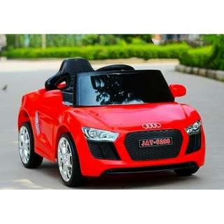 Kids Electric Car Audi WM5688