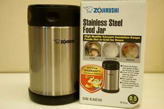 Zojirushi Food Jar *used only 3 times*