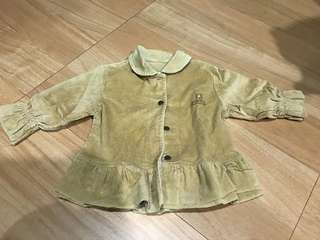 Coduroy jacket