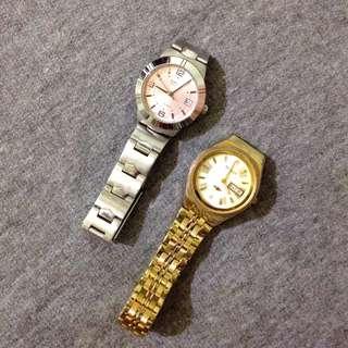 Casio & Citizen Watches