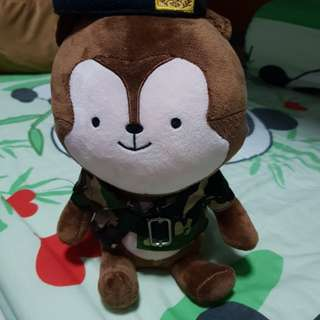 DOTS soft toy