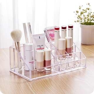 化妝品收納盒口紅收纳整理架