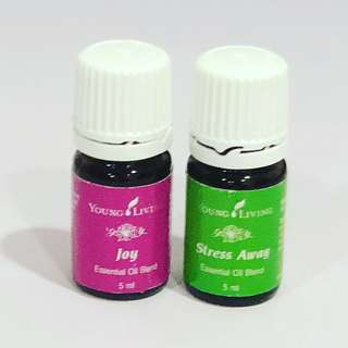 Good mood duo with young living essential oils
