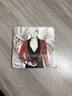 G-Dragon Album [original] Heartbreaker