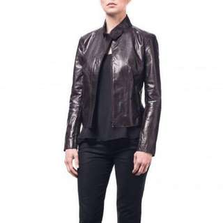 MO851 leather jacket
