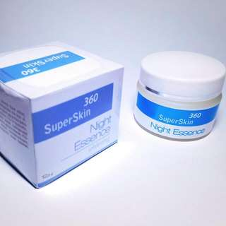 SuperSkin 360 Night Essence