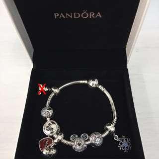 Pandora Disney Collection Set