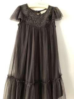 Zara girl's dress size 122