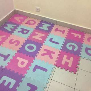 Alphabet Foam For kids
