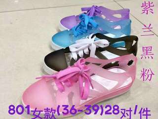 Summer Jelly Shoes