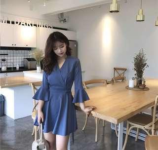 (PO) Kimono Inspired Dress