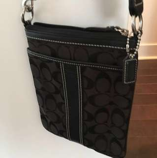 Authentic Coach swing pack bag *price drop*