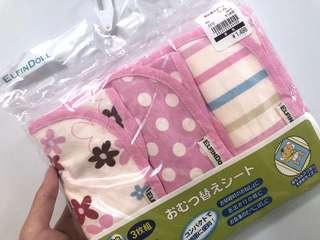 日本西松屋BB床墊/尿墊