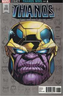 Thanos #13 Variant cover 🔥1st Cosmic Ghost Rider