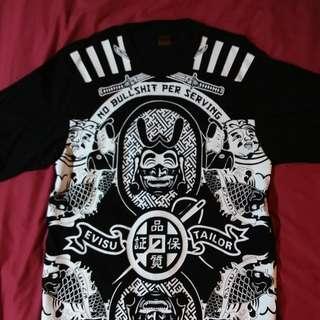 Evisu shirt