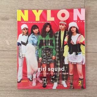 NYLO JAPAN 2017 2月