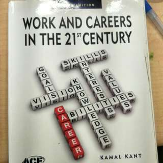Work and careers in the 21st century