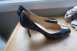 Cole Haan patent leather pumps size 8.5