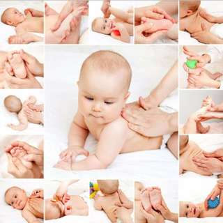 Infant /baby massage service and tips for parent