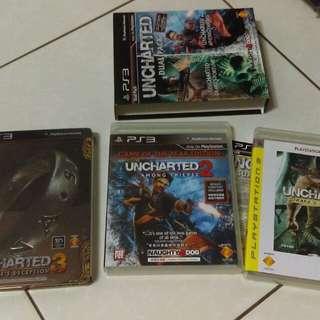 🚚 PS3遊戲片1~3集