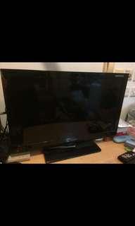 "TOPCON pro 32"" TV"