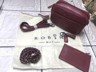 Pre order Robin May bags
