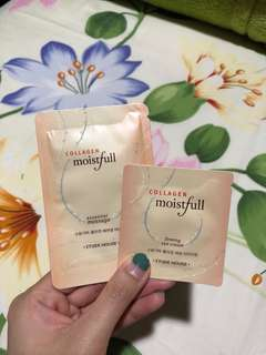 Etude house collagen moistful