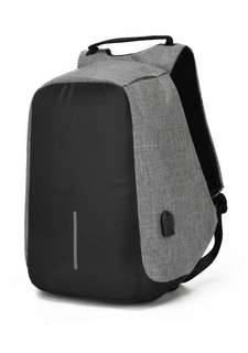 Laptop Backpack with USB Charging Port and Cable (FREE POSTAGE)