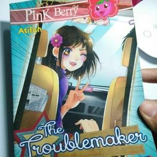 Novel PBC The Troublemaker