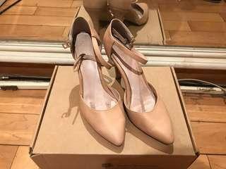 🚚 airspace  粉色高跟鞋