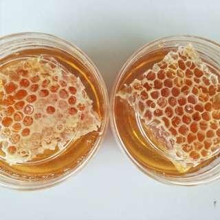 Honeycomb queenb