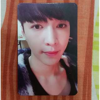 EXO Lay (Yixing) - For Life Photocard