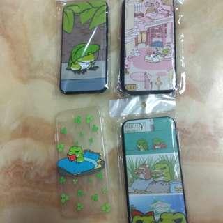 旅行青蛙Iphone 6 機殼