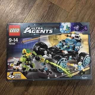 Lego Ultra Agents 70169