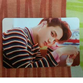 EXO Kai (Kim Jongin) - Love Me Right ~ Romantic Universe ~ (Japanese Album) Photocard