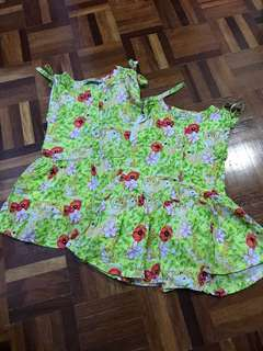 GIRL's dress 2-3 years